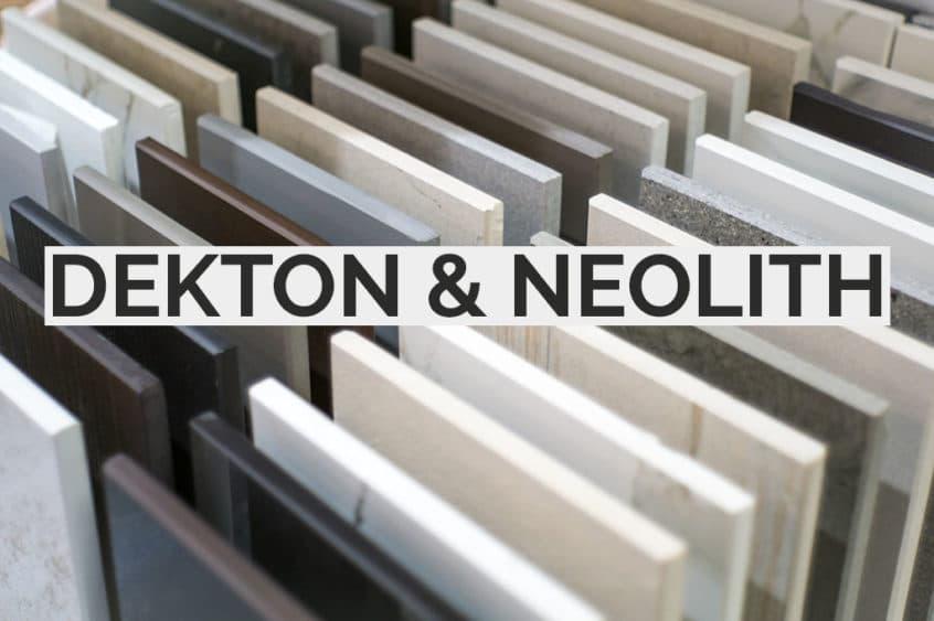 Dekton and Neolith