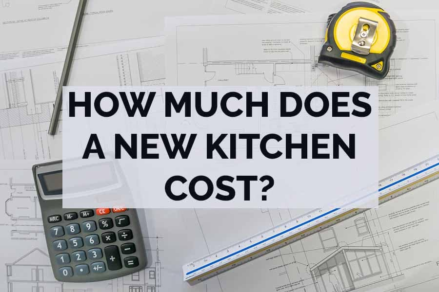 How much does a new kitchen cost