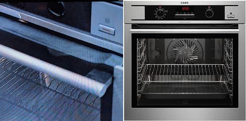 MasterChef AEG Oven