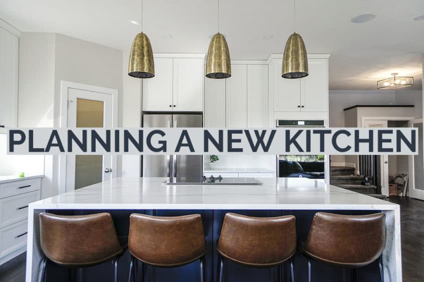 How To Start Planning A New Kitchen: A Step-by-Step Guide ...