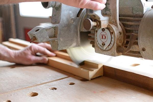 Woodwork - Kitchen fitting
