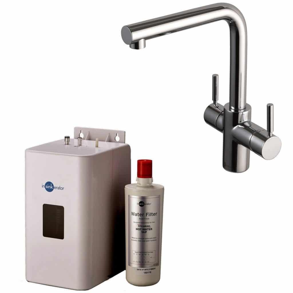 InSinkErator Boiling water tap