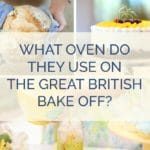 WHAT OVEN DO THEY USE ON THE GREAT BRITISH BAKE OFF