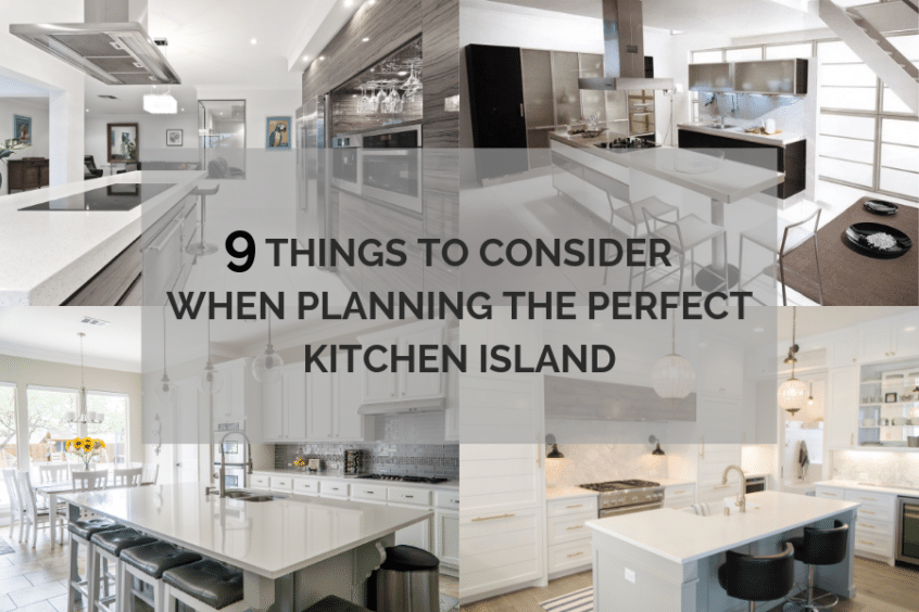 9 Things To Consider When Planning The Perfect Kitchen Island