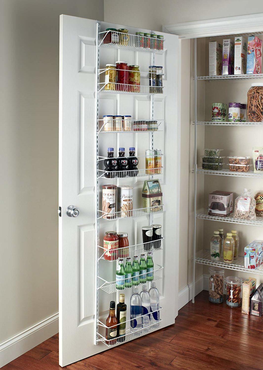 Door rack small kitchens