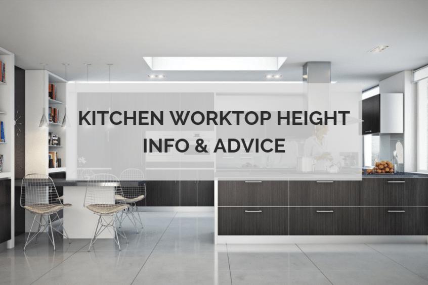 Kitchen Worktop Height