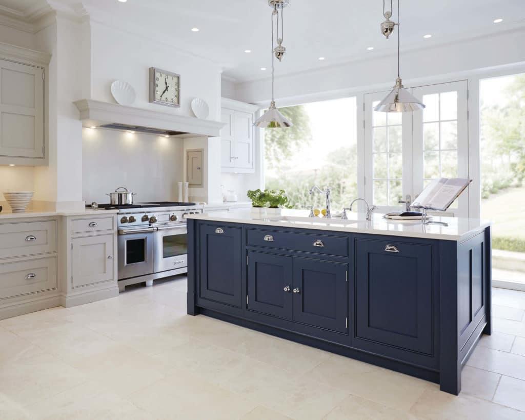 Dark Blue Kitchen ideas