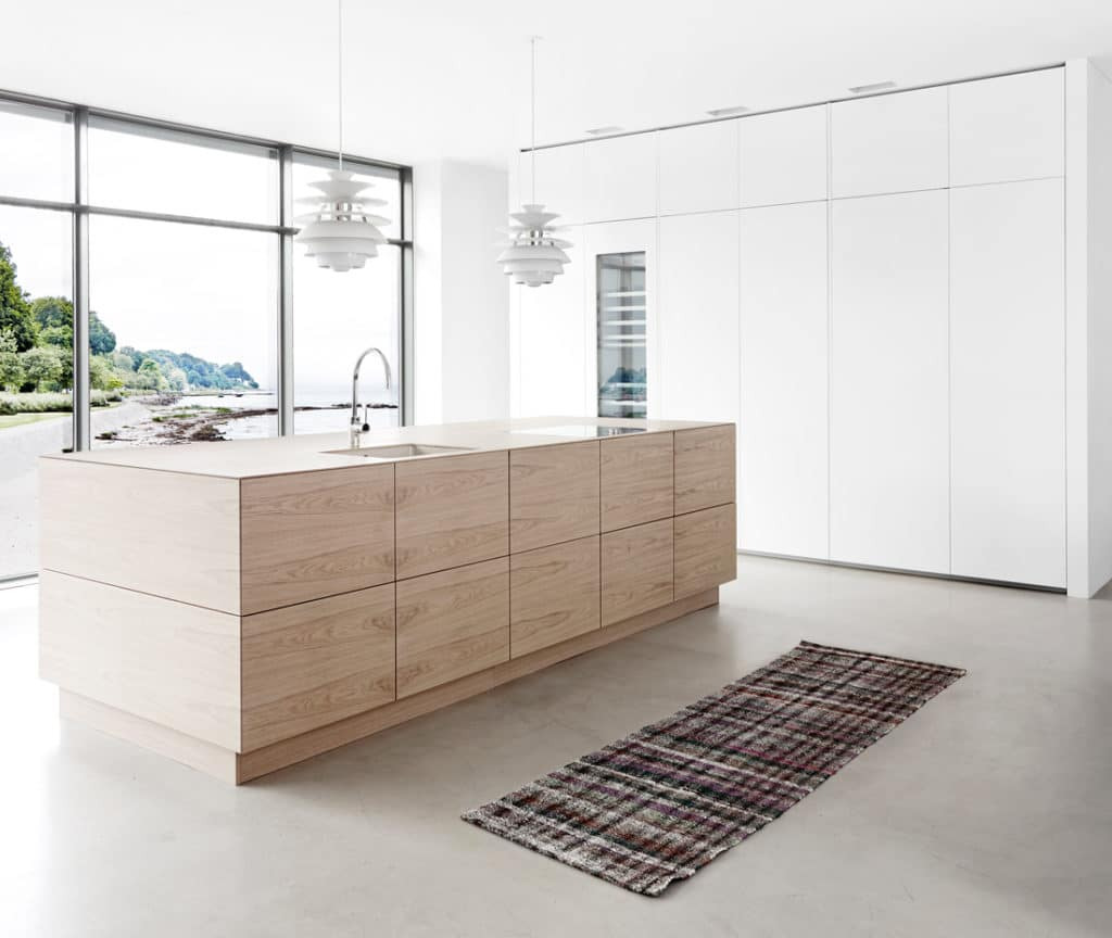 Nordic Minimal kitchen design