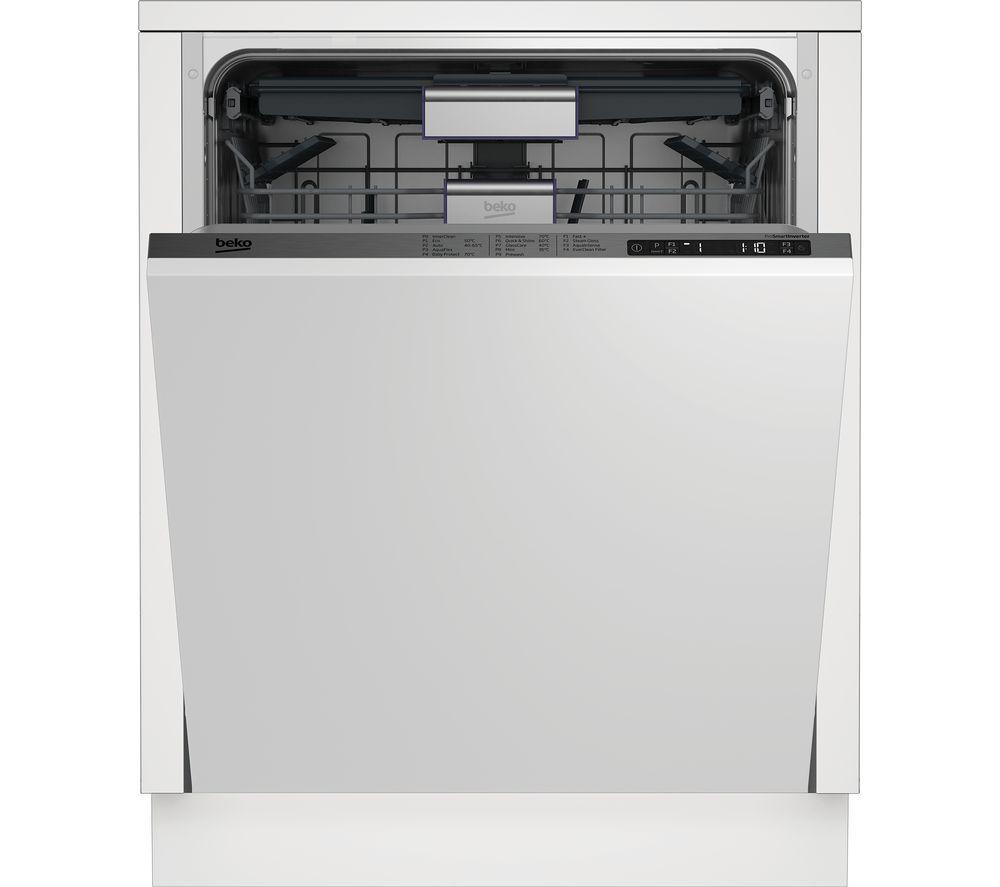 BEKO DIN28R22 Integrated dishwasher
