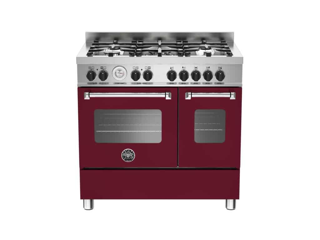Bertazzoni 90cm range cooker