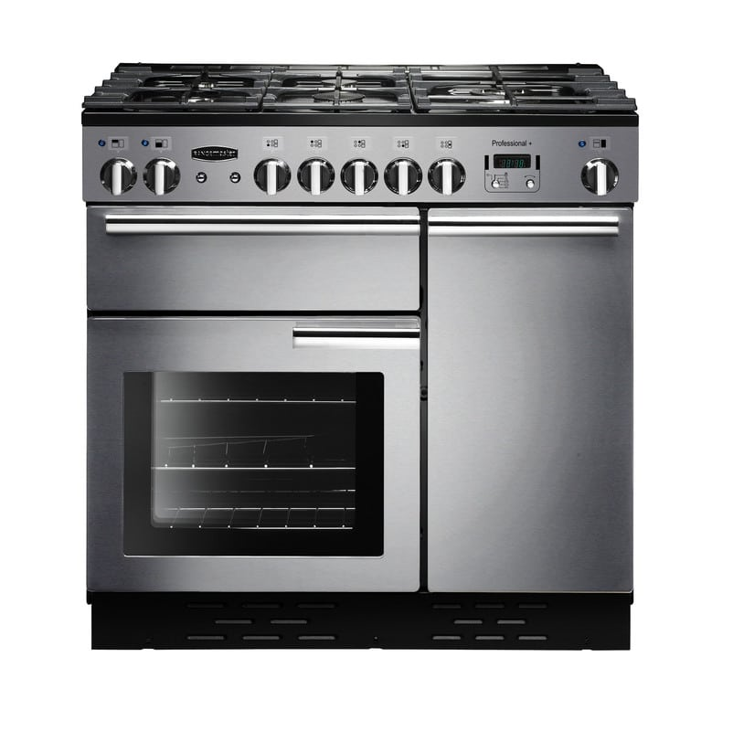 Rangemaster pro plus 90cm range cooker