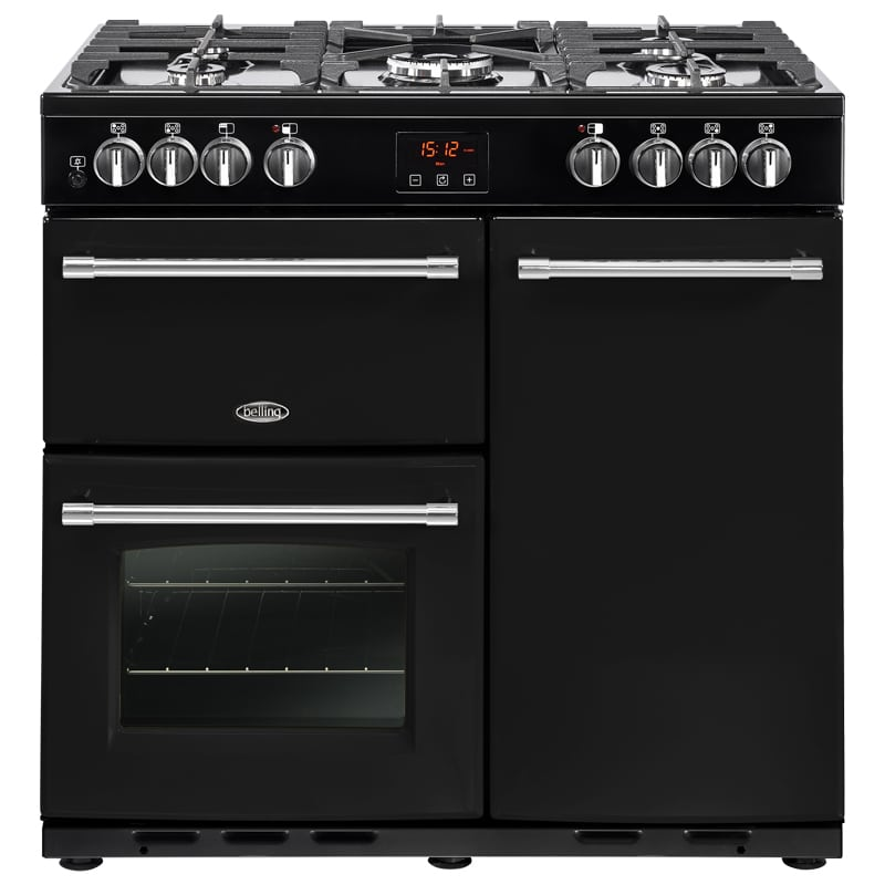 Belling Farmhouse 90DFT best 90cm range cookers