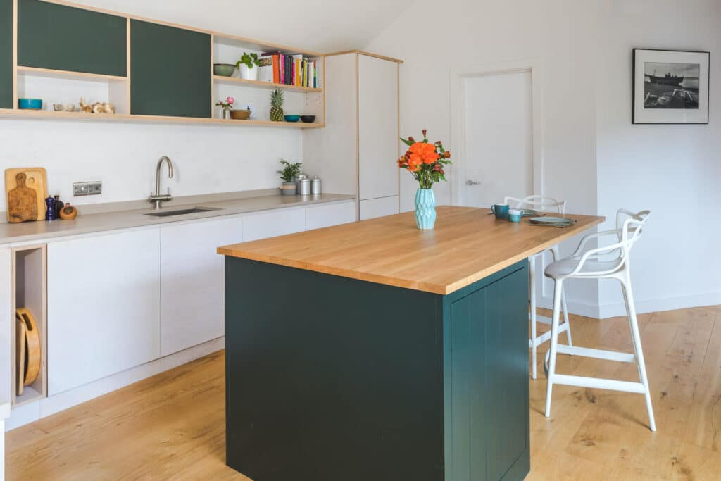 Small sustainable kitchens
