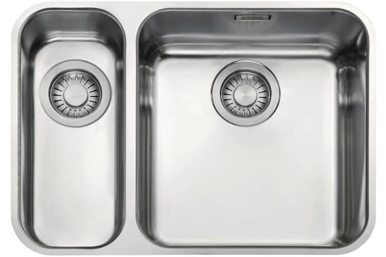 One and a Half Bowl Kitchen Sink