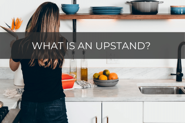What is an upstand