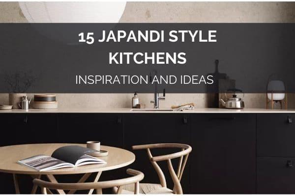 Japandi Style Kitchens – Inspiration and Ideas