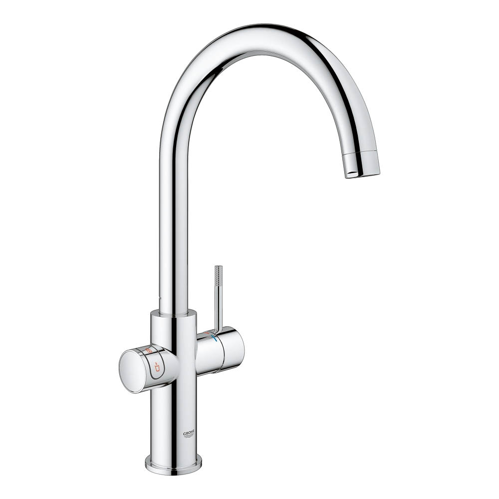 Grohe Red Duo instant hot water tap