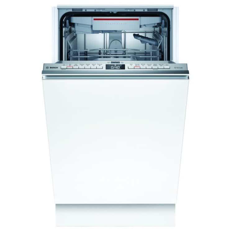 Bosch Serie 4 SPV4EMX21G Slimline integrated dishwasher