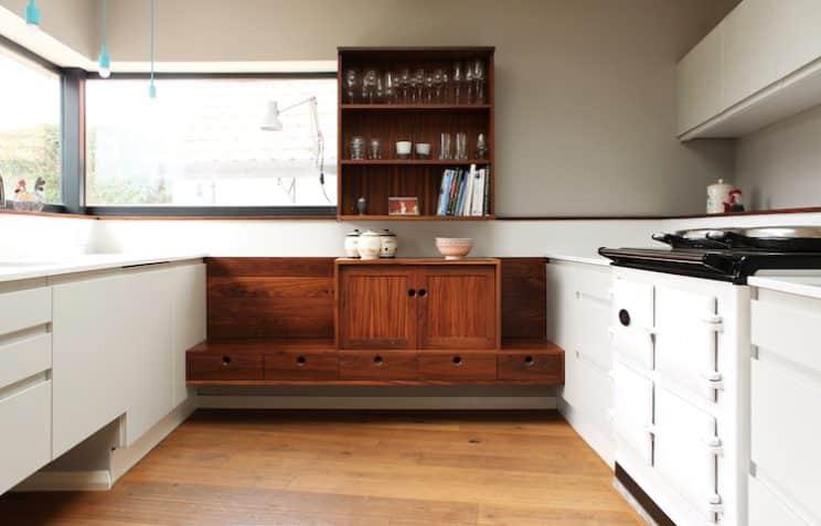 Mid-Century Modern Kitchen Design