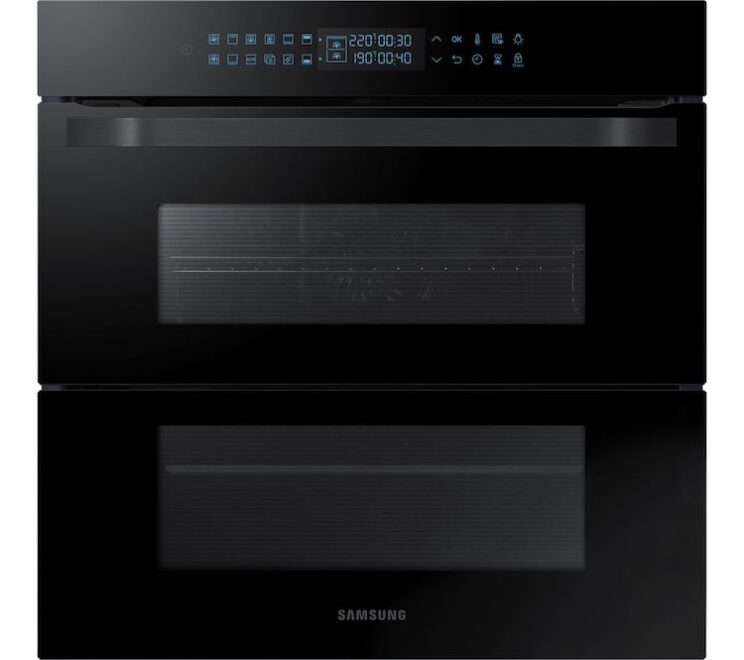 Samsung NV75R7676RB Prezio Dual Cook