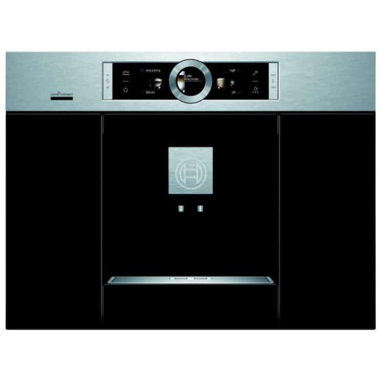 Bosch CTL636ES6 Wifi Connected Built-In Bean To Cup Coffee Machine