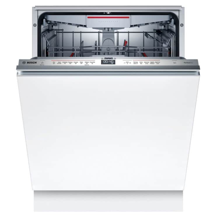 Bosch SMD6ZCX60G Serie 6 60cm Fully Integrated Dishwasher