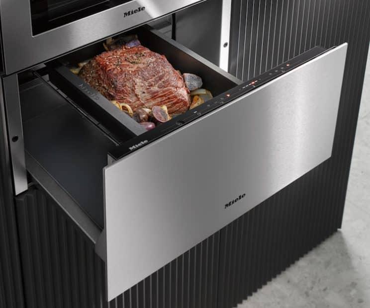 Miele ESW7120 Built-In Warming Drawer Smart Kitchen Appliance