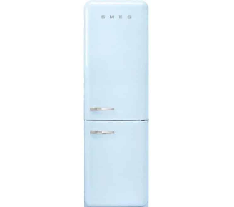 Smeg FAB32RPB5UK 60cm Retro Frost Free Fridge Freezer