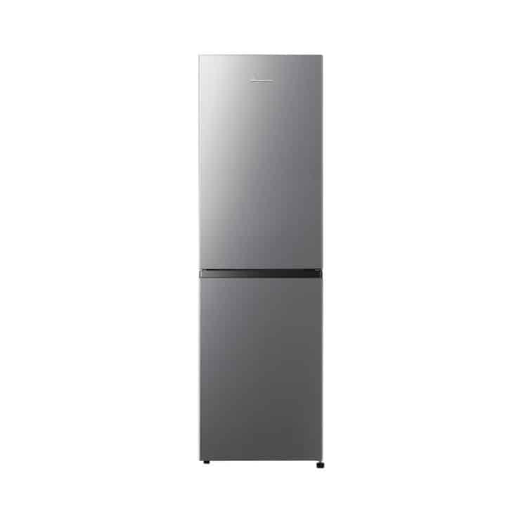 Fridgemaster MC55251MS 50/50 Frost Free Fridge Freezers - Silver