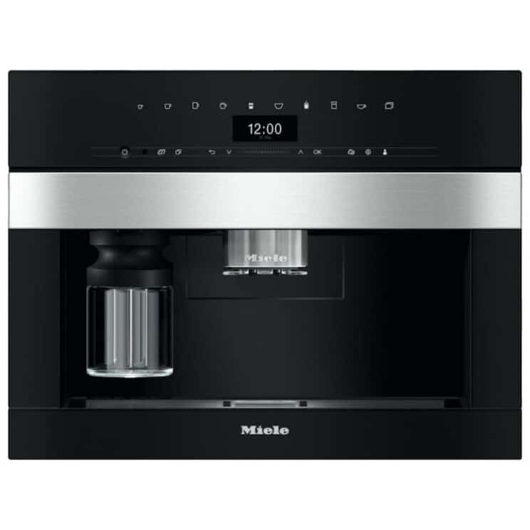 Miele CVA7445 Fully Automatic Built-In Coffee Machine (Plumbed In)