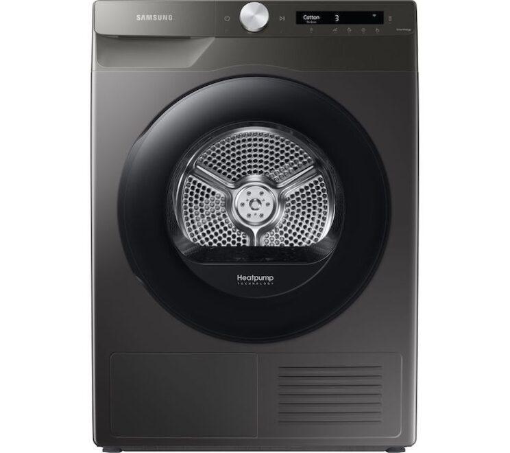 Samsung DV5000T DV90T5240AN Wifi Connected 9Kg Heat Pump Tumble Dryer