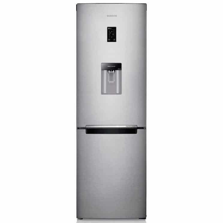 Samsung RB31FDRNDSA 60/40 Frost Free Fridge Freezers - Silver