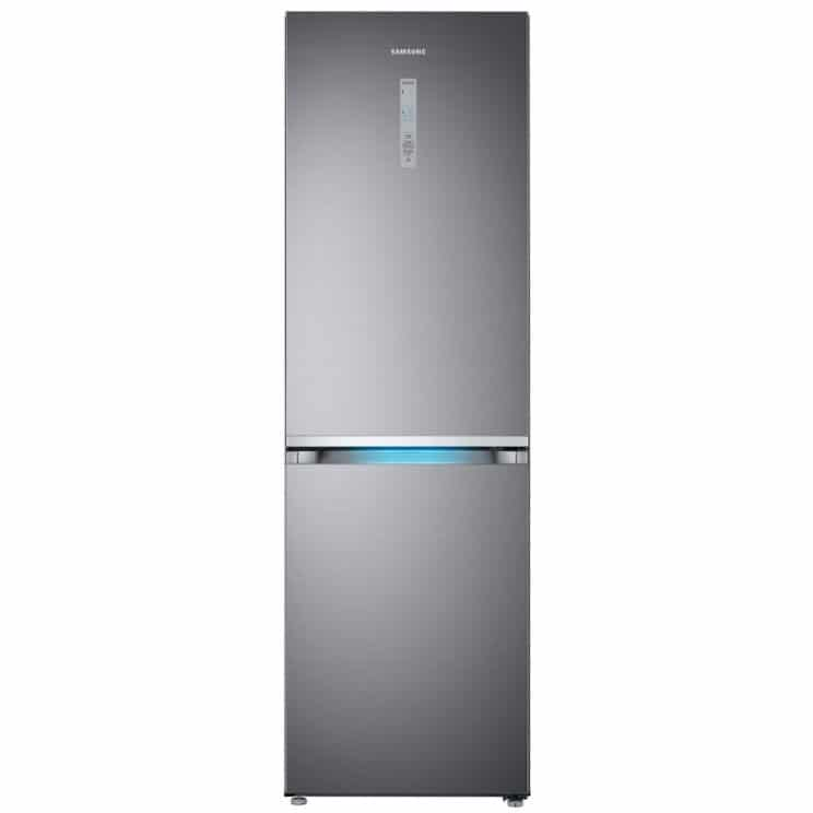 Samsung RB38R7837S9 70/30 Frost Free Fridge Freezers - Stainless Steel Effect