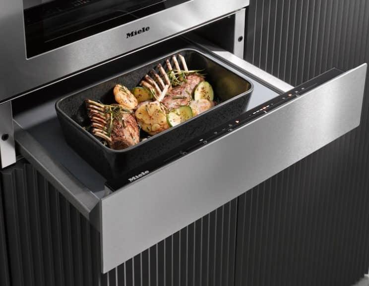 Miele ESW7110 Built-In Warming Drawer Smart Kitchen Appliance