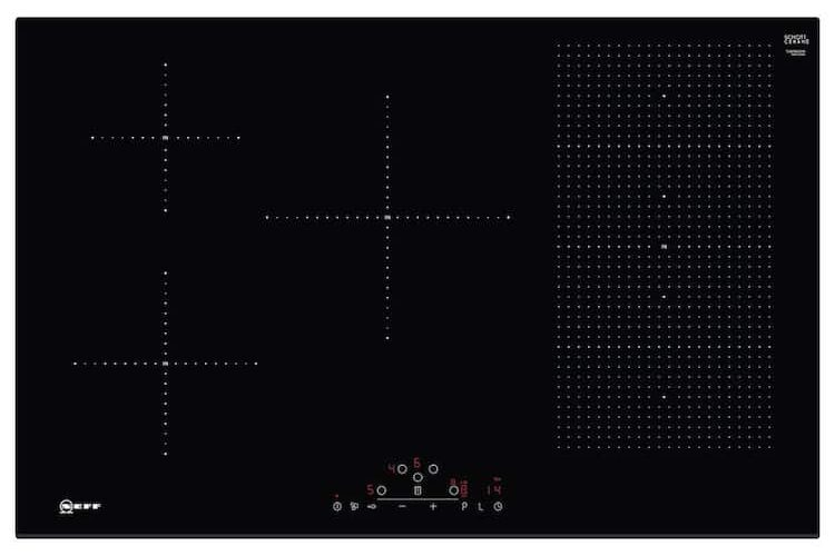 NEFF N70 T58FD20X0 5 Zone Induction Hob
