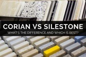 Corian vs Silestone