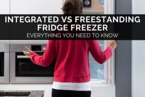 Are integrated fridge freezers more expensive